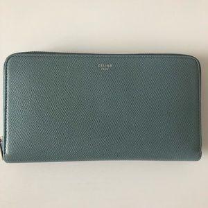 Women Leather Poshmark Wallet On Celine R54LAj